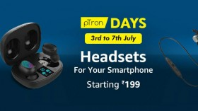 Amazon pTron Days Sale 2020: Attractive Discounts And Offers On Headphones