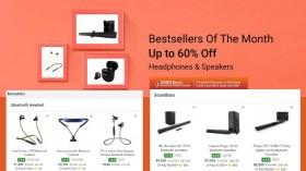 Flipkart Up To 60% Off On Headphones And Speakers
