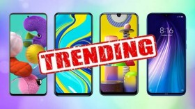 Last Week Most Trending smartphones: Poco M2 Pro, OnePlus Nord 5G, Galaxy A51 And More