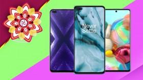 Best Smartphones Under Rs. 40,000 To Gift On Raksha Bandhan