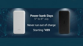 Power Banks Day: Discount Offers On Power Banks