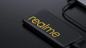 Realme 30W Dart Charge 10000mAh Power Bank Goes Official In India