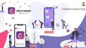 Elyments, Made In India Social Media App Focuses On Privacy