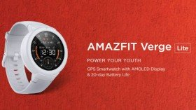 Is Amazfit Verge Lite The Best Smartwatch Under Rs. 5,000 In India?