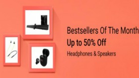 You Can Get Lucrative Discounts On Headsets And Speakers On Flipkart
