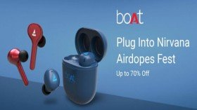 Flipkart Offer Sale 2020: Up To 70% Discount And Offers On BoAt Airdopes