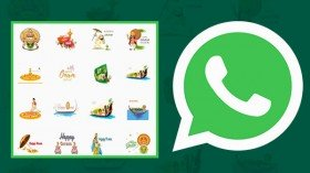 How To Download And Send Onam WhatsApp Stickers