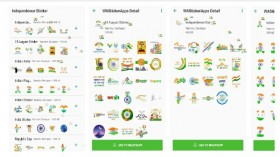 Independence Day 2020: How To Send Independence Day WhatsApp Stickers On Android, iOS Devices