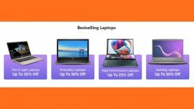 Paytm Mall Offers On Best Selling Laptops