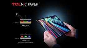 TCL NXTPAPER Display Technology That Combines Screen And Paper Unveiled At IFA 2020