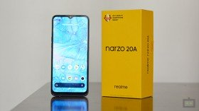 Realme Narzo 20A Review: Affordable Price, Big Battery Saves The Day