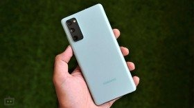 Samsung Galaxy S20 FE First Impressions: 4G-Only Galaxy S20 With Flagship Hardware