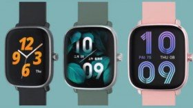 Huami Amazfit GTS 2 mini Launch Tipped For December 1