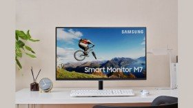 Samsung Smart Monitor M5, M7 Launched With Seamless Connectivity For PC, Smartphones