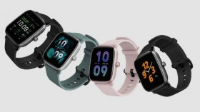 Amazfit GTS 2 mini Launched For Rs. 6,999; Sale Debuts On December 26