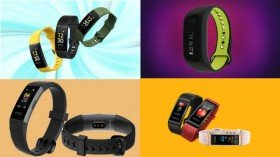Best Smart Bands To Buy In India Under Rs. 2,000
