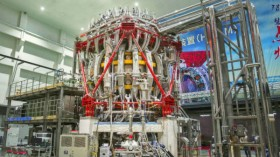 China Just Created An Artificial Sun To Produce Clean Energy -- HL-2M Tokamak