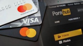 Pornhub Under Heat Again; Mastercard, Visa To Stop Payment Services