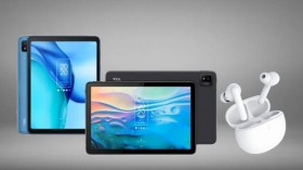 CES 2021: TCL Launches NXTPAPER, TAB 10s Tablets, MOVEAUDIO S600 TWS Earbuds, And More