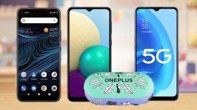 Week 5, 2021 Launch Roundup: Motorola Edge S, OPPO A55 5G, Samsung Galaxy A02, And More