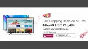 Xiaomi Mi TV Discounts You Can Avail On Flipkart And Amazon