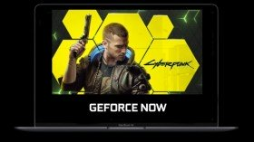 Play CyberPunk 2077 On Apple MacBook Air With NVIDIA GeForce Now
