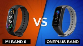 Mi Band 6 Vs OnePlus Band: Which One's Better And Why?