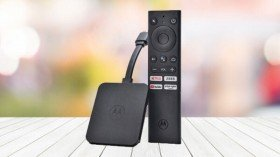 Motorola Launches 4K Android TV Stick For Rs. 3,999: Should You Buy?