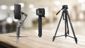 Best Camera And Mobile Holders Available To Buy In Amazon