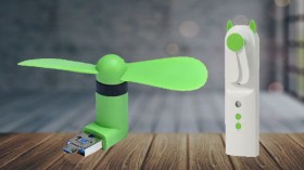 List Of Mini USB Hand Fan For Smartphones Users For This Summer