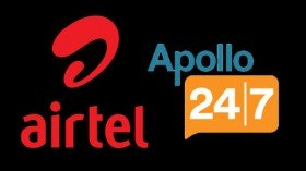 Airtel Partners With Apollo 24/7 To Offer Digital Healthcare Services To Gold & Platinum Users
