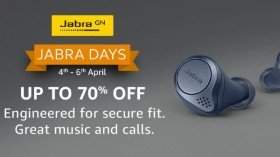 Amazon Jabra Days Sale April 2021: Discount Offer On Truly Earbuds, Bluetooth Headphones, And More