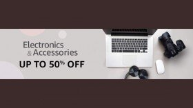 Amazon Sale Up To 40% Off: Discounts On Electronics And Accessories