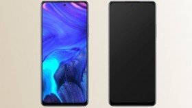 Infinix Note 10 Pro Live Images Leaked Online; Color Variants Tipped