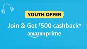 Amazon Prime Youth Offer Is Back: How To Get Up To Rs. 500 Cashback?