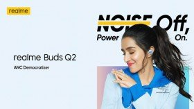 Realme Buds Q2 With ANC India Launch Confirmed For June 24; Rebranded Buds Air 2 Neo?
