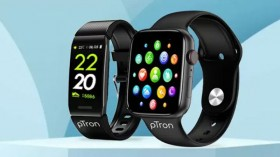 PTron Announces Pulsefit P261 Smartwatch And Pulsefit F121 Smartband; Price Starts At Rs. 1,999