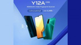 Vivo Y12A With Snapdragon 439 Chipset Launched; What Makes It Different From Vivo Y12S?