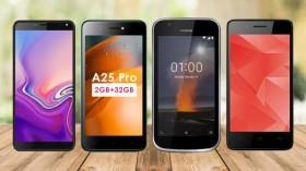 Cheapest Smartphones Under Rs. 5,000 Students Can Buy For Online Classes