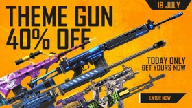 Free Fire Redeem Codes For July 20 India Server: List Of Working Codes And How To Claim Them