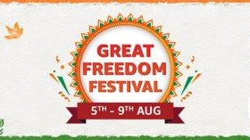 Amazon Great Freedom Festival Sale 2021: Offers On Smartphones, Electronics, Accessories, And More