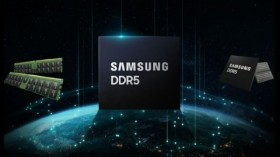 Samsung 512GB DDR5 7200 RAM Teased During Hot Chips 33