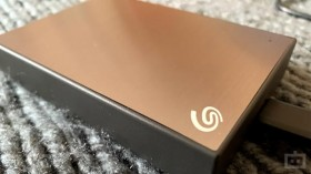 Seagate One Touch HDD Review: Password Protected Backup At Swift Speeds