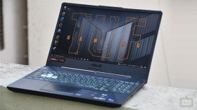 Asus TUF Gaming F15 Laptop Review: Finely Tuned Performer