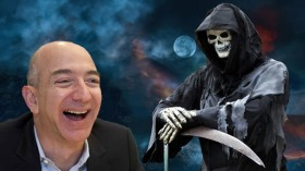 Jeff Bezos Funding Silicon Valley Tech Firm To Make Him Immortal?