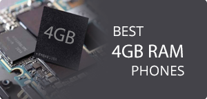 Best 4GB RAM Phones