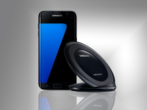 Pre-order Galaxy S8 and S8+ and redeem free wireless charger