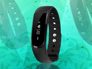 Ambrane AFB-11 Flexi Fit smart band launched at Rs 1,799
