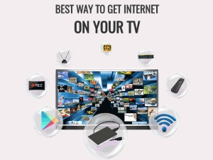 Best way to get internet on your TV
