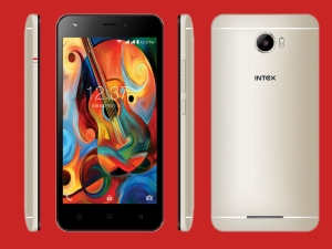 Best Intex smartphones with 4G Volte Features under Rs 7,000